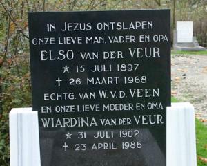 Graf Elso van der Veur (1897-1968)