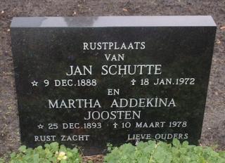 graf Jan Schutte (1888-1972)